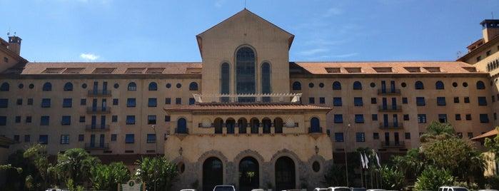 Tauá Grande Hotel Termas & Convention is one of Lieux qui ont plu à Raphael.