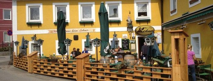 Wia z'haus Lehner is one of MÜNCHEN & TIROL.
