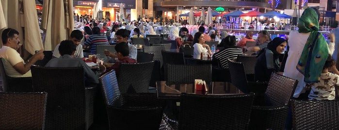 City Square is one of Posti che sono piaciuti a Isra'.