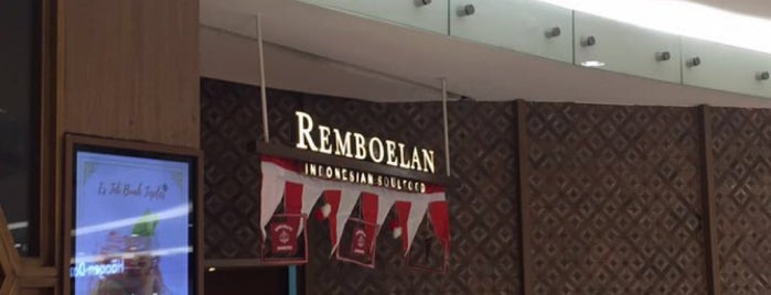 REMBOELAN Indonesian Soulfood is one of Rahmat : понравившиеся места.
