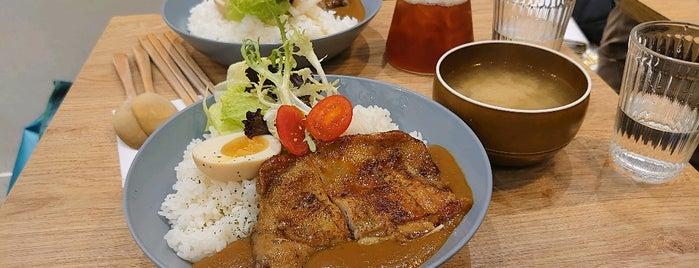 小仺館 is one of taipei curry..