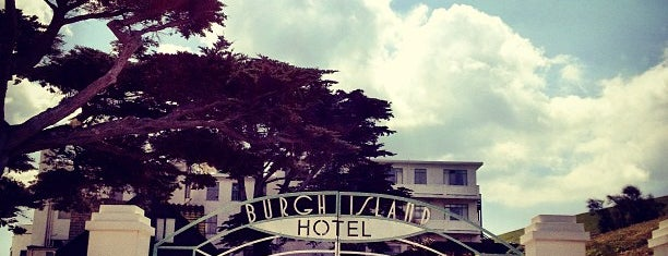 Burgh Island Hotel is one of United Kingdom, UK.
