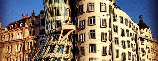 Танцующий дом is one of Prague.