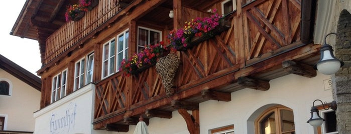 Hotel Himmelhof is one of Austria #4sq365at Zwoa (Two).