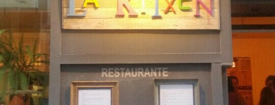 Mi Kitxen is one of Restaurantes Madrid.