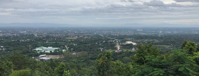 Doikham Panorama View Point is one of Trips / Thailand.