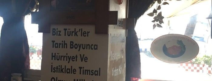 Develi Restaurant - Bar is one of ΚΩΝΣΤΑΝΤΙΝΟΥΠΟΛΗ.