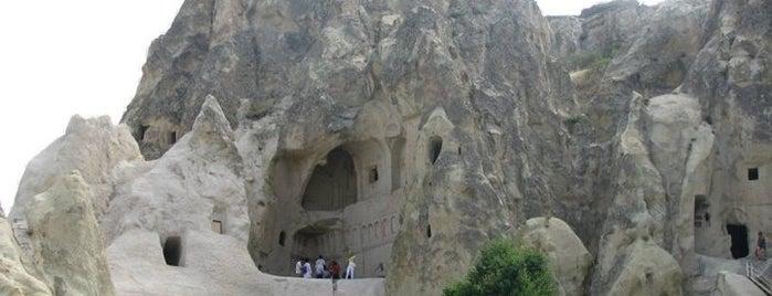 Göreme Açık Hava Müzesi is one of Turkey Recs.