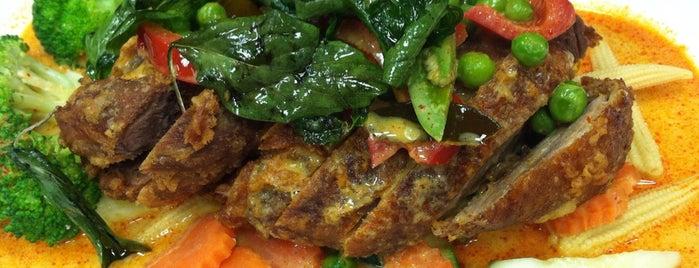 Nud Pob Thai Cuisine is one of Sonia : понравившиеся места.