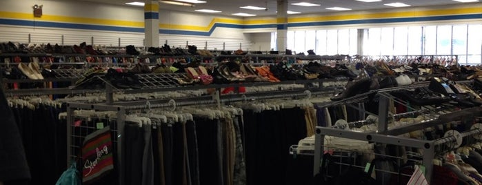 Village Thrift is one of PA Shopping.