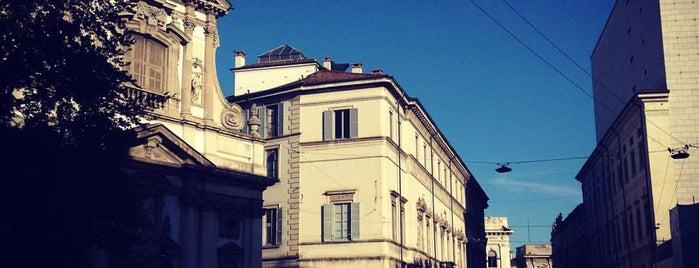 Via Pietro Verri Milano is one of milan.