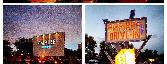 Empire Drive-In is one of Misc..