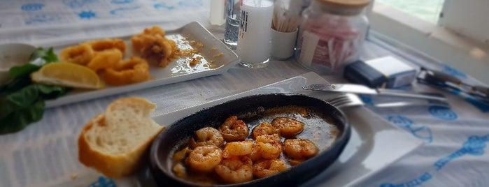 Bi'tek Restaurant is one of Adabükü.