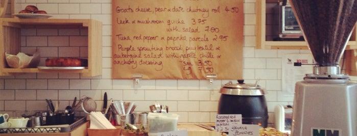 Flint Owl Bakery is one of Best in Sussex.