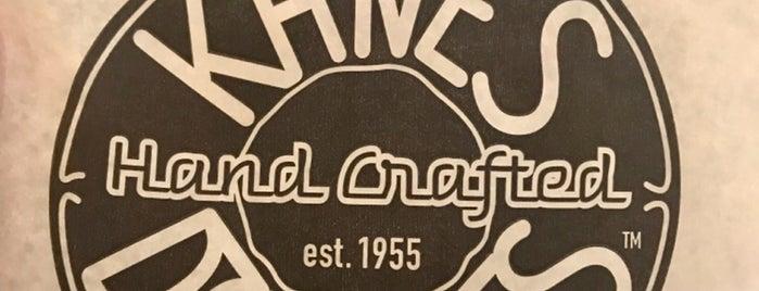 Kane's Donuts is one of Posti salvati di Nick.