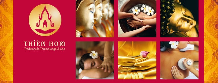 Thien Hom - Thai Massage & Spa is one of Lieux qui ont plu à Robbin.