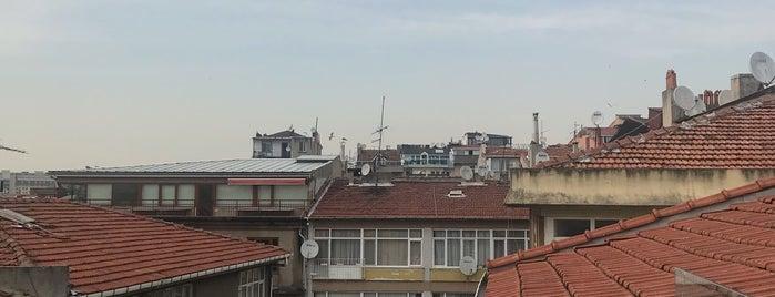 The Marist Hotel is one of İstanbul Etiket Bonus Mekanları Anadolu Yakası.