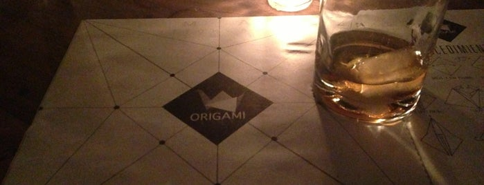 Origami Room is one of QRO.
