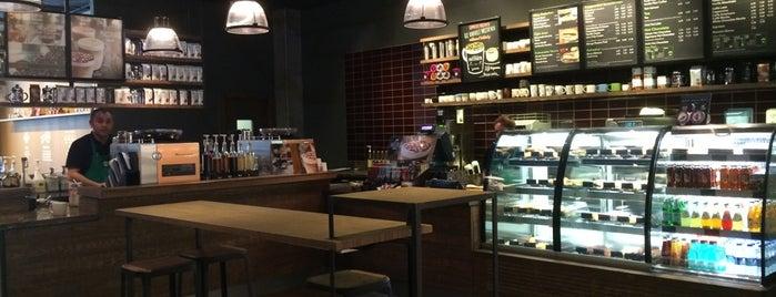 Starbucks is one of Orte, die H gefallen.