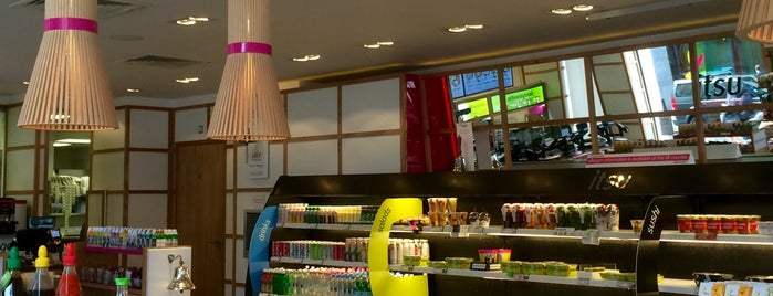 itsu is one of London Calling: LDN To Do.