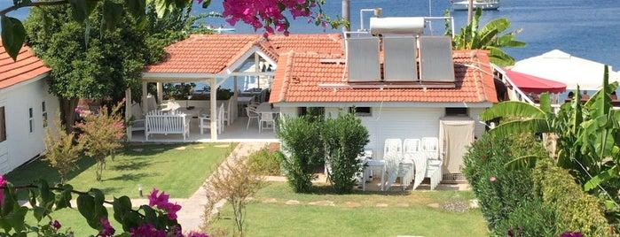 Melek Hotels Selimiye is one of Butik Otel.