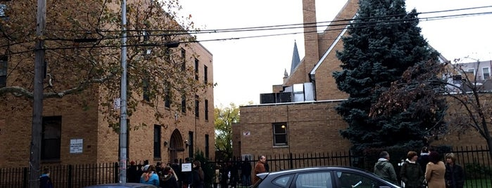 SS. Cyril And Methodius R.C. Church is one of Somewhere in Brooklyn....