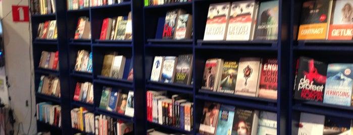 De Nieuwe Boekhandel is one of ❤Amsterdam.