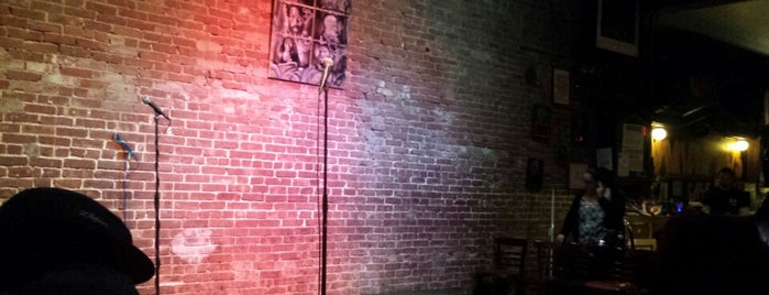 Nuyorican Poets Cafe is one of East Village Oddities.