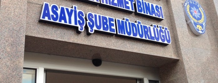 Asayis Sube Md. is one of izmir.