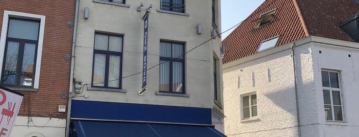 Bij Den Boer is one of Nederlands in Brussel.