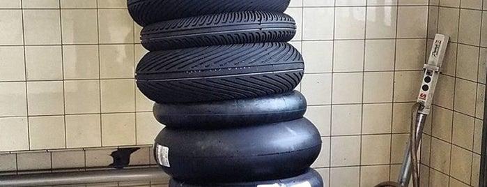 Türk Pirelli Lastikleri A.Ş is one of İstanbul Etiket Bonus Mekanları #1 💱💲💵🍀.