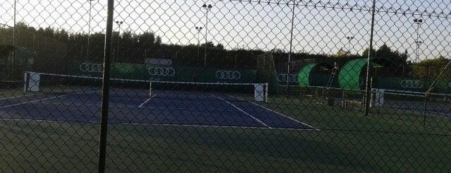 Famagusta Tennis Club is one of Orte, die Marko gefallen.