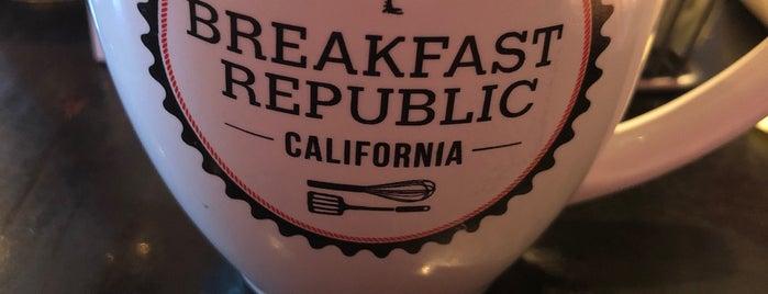 Breakfast Republic is one of Orte, die Aislinn gefallen.