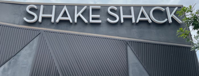 Shake Shack is one of Would go again.