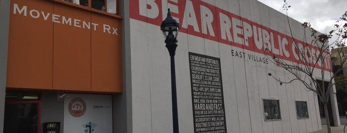 Bear Republic Crossfit is one of San Diego.