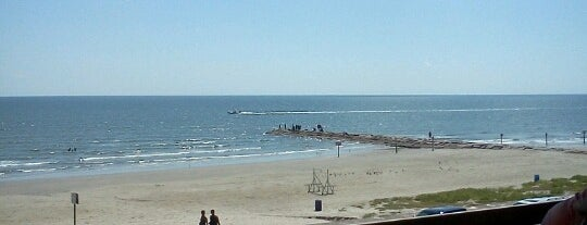The Spot is one of Galveston.