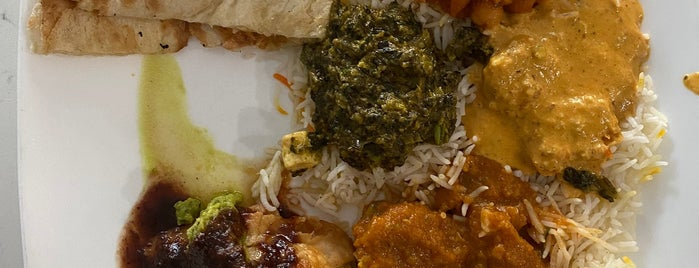 Maharaja is one of DFW -More Great Food.