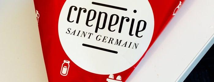 Creperie Saint-Germain is one of San Fran.