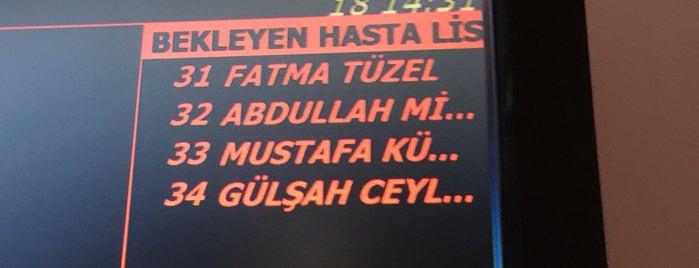 Özel Çarşamba Polikliniği is one of Samet : понравившиеся места.