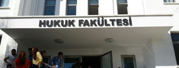 YDÜ Hukuk Fakültesi is one of YDÜ.