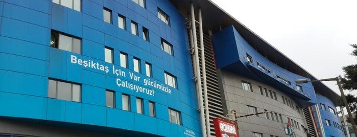 Beşiktaş Belediyesi is one of Free parking lots of Istanbul.