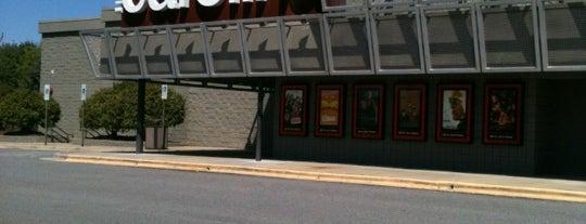 Cinemark is one of North Carolina To-Do.
