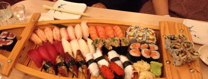 Sushi-Zen is one of Arlington.
