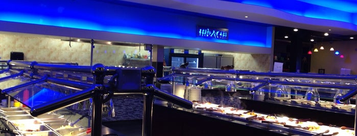 UMI Seafood Buffet is one of Food.