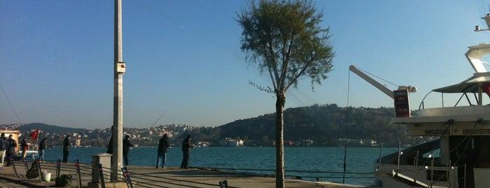 Bebek is one of İstanbul'un Semtleri.