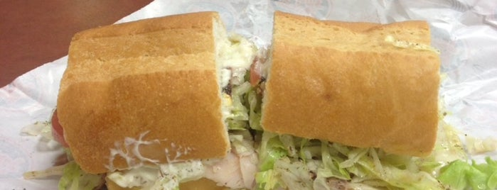 Jersey Mike's Subs is one of General Foodie.