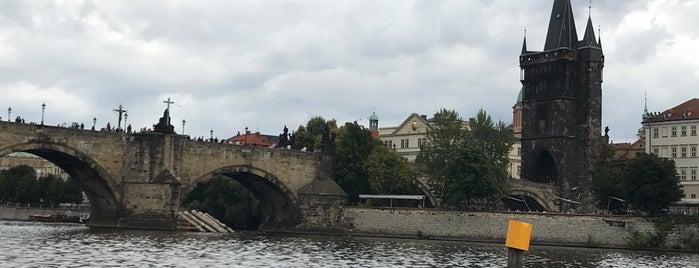 Malá Strana is one of Prag Gidilecek Yerler.