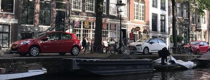 Reguliersgracht is one of Amsterdam.