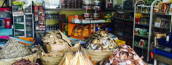 Tabo-an Market is one of Chanine Mae'nin Beğendiği Mekanlar.