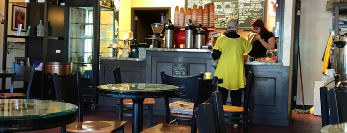 Catawba Coffee Co is one of Gaston County Favorites.